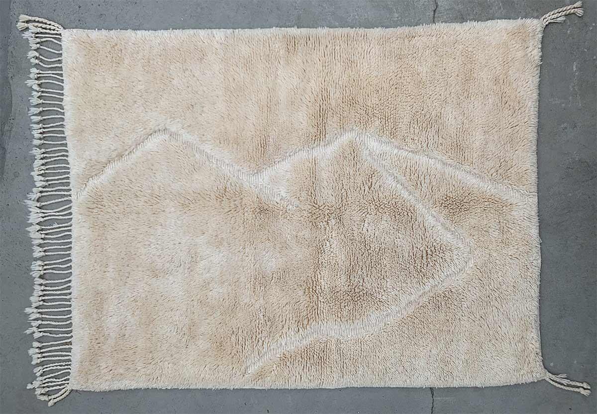 """Teppet """"Rondane"""". Design by Umah, håndverk fra Marokko."""