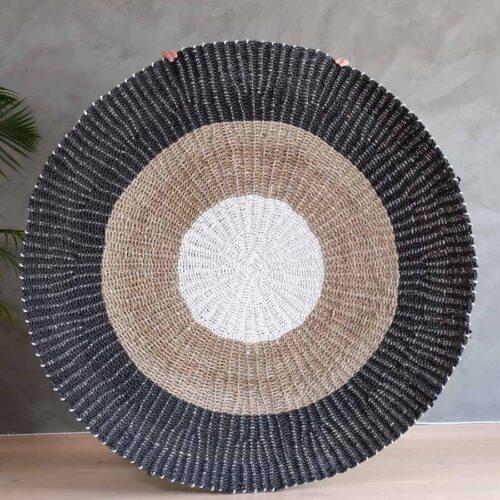 Teppe av sjøgress og resirkulert plast 150cm